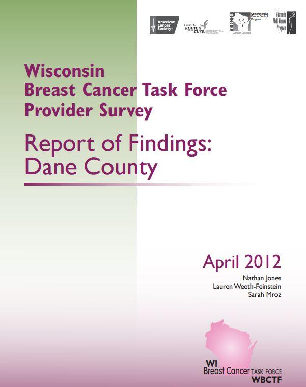PCP Survey Cover