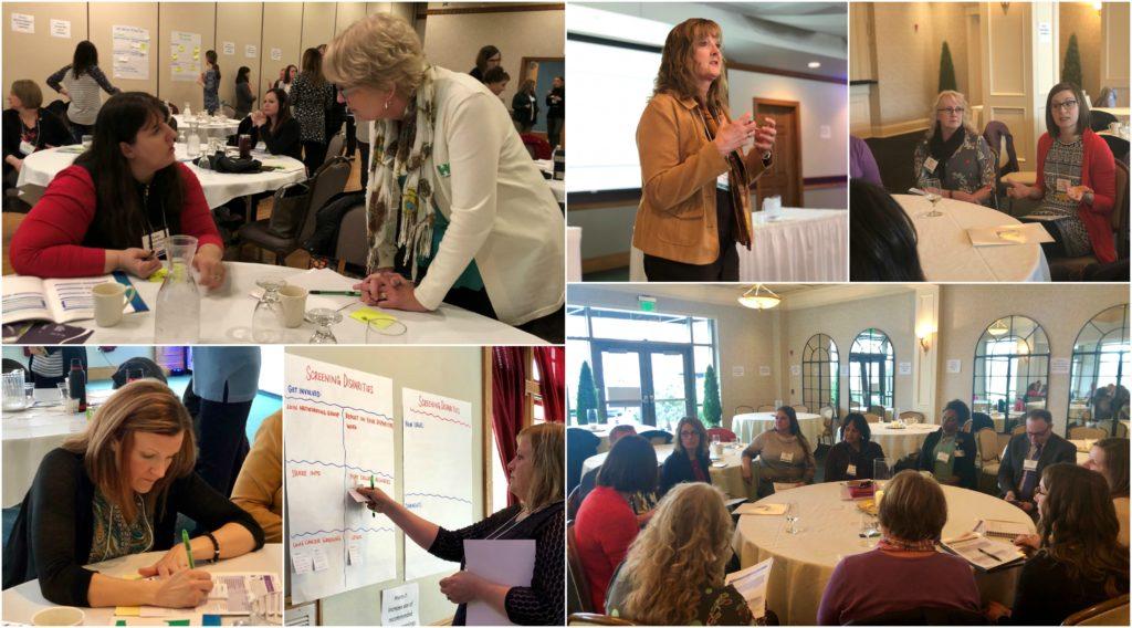 2018 Regional Meetings Collage