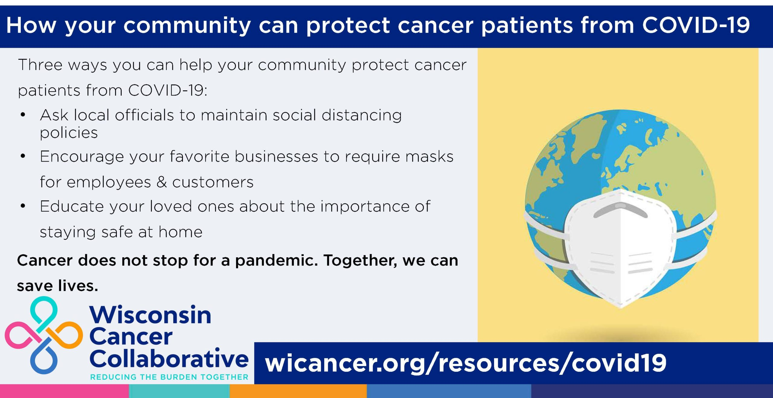 How your community can protect cancer patients from COVID-19