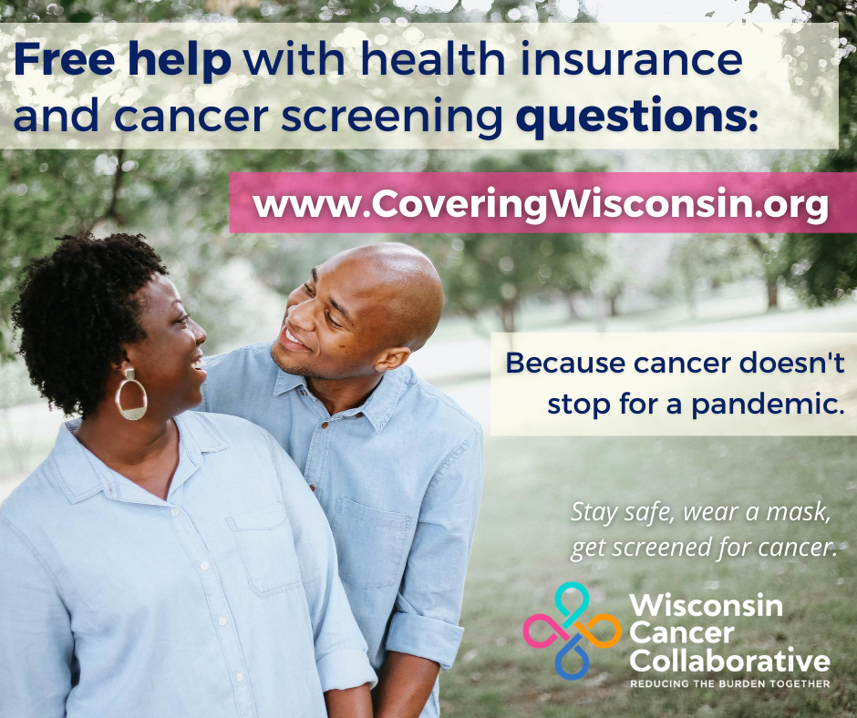 8_Cancer screening_free help with insurance